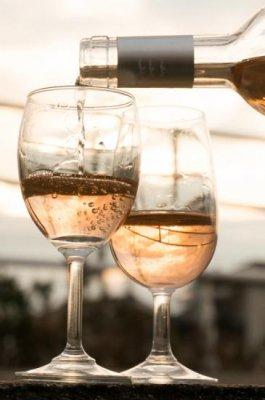 【ひらかた市の駅ワインシリーズ】牧野駅ワイン「ドメーヌ・モンローズ ロゼ」