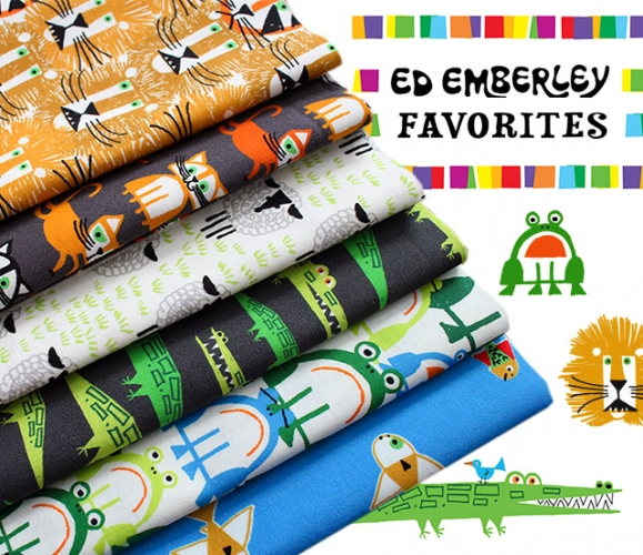 Ed Emberley Favorites Collection