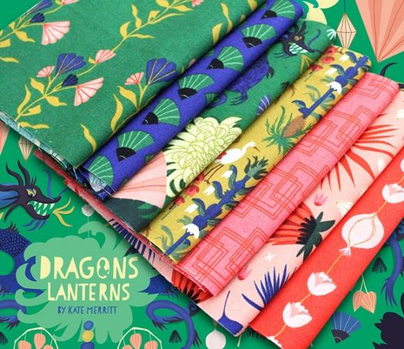Dragons & Lanterns Collection