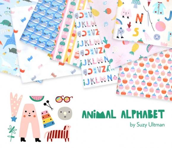 Animal Alphabet Collection