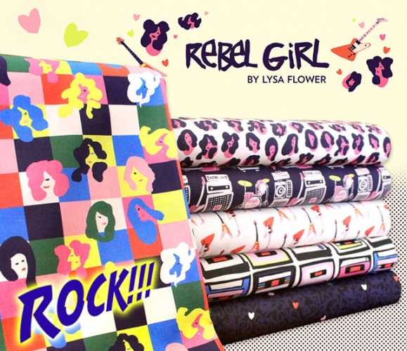 Rebel Girl Collection