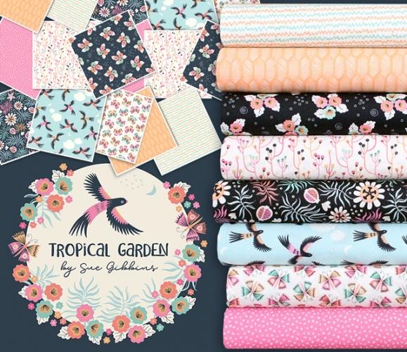 Tropical Garden Collection