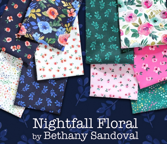 Nightfall Floral Collection