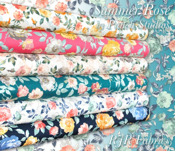 Summer Rose Collection