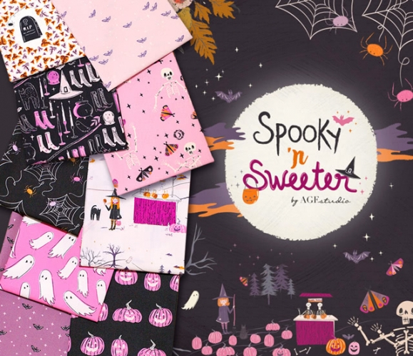 Spooky'n Sweeter Collection