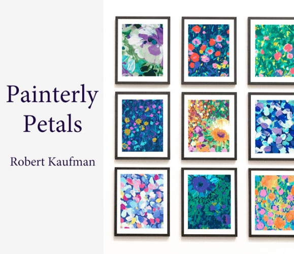 Painterly Petals Collection