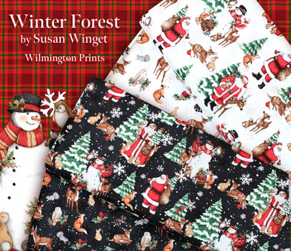 Winter Forest Collection