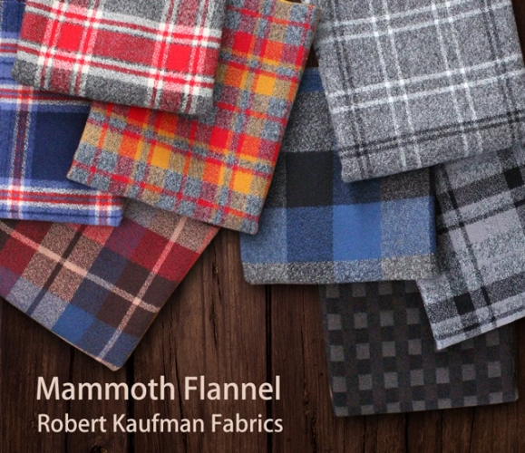 Mammoth Flannel Collection
