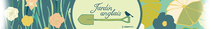 Dashwood Studio Jardin Anglais Collection by Pippa Shaw