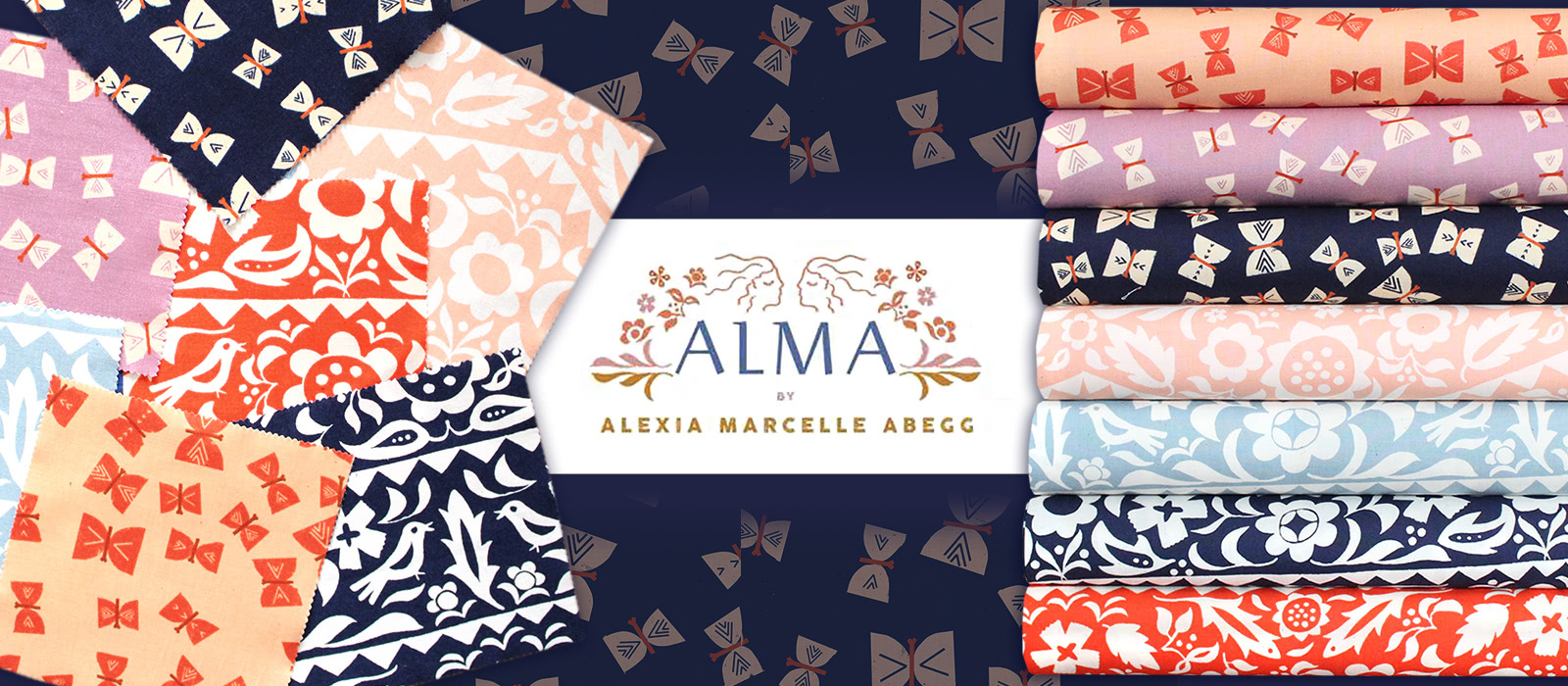 Ruby Star Society Alma Collection by Alexia Marcelle Abegg