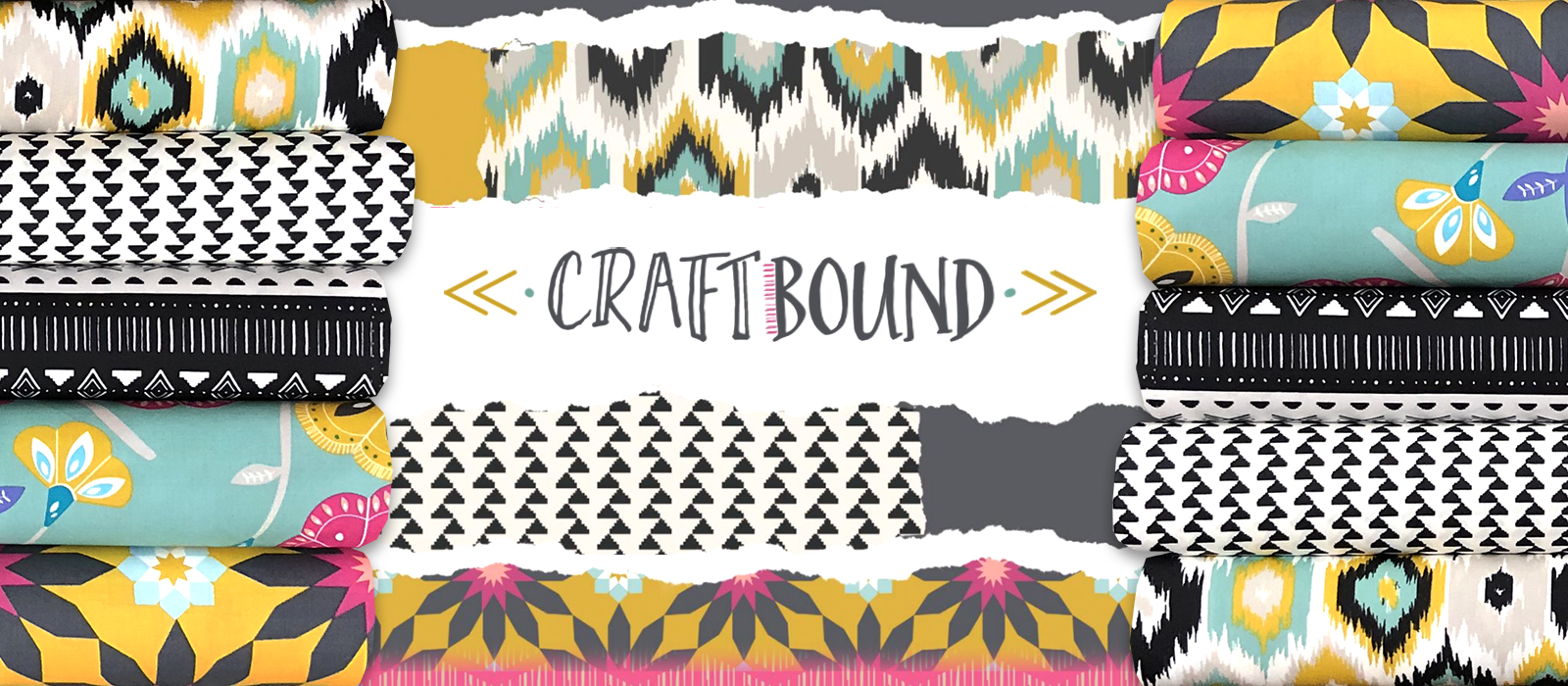 Art Gallery Fabrics Craftbound Collection by AGF Studio