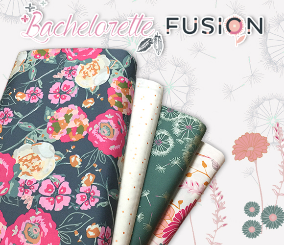 Art Gallery Fabrics Bachelorette Fusion Collection