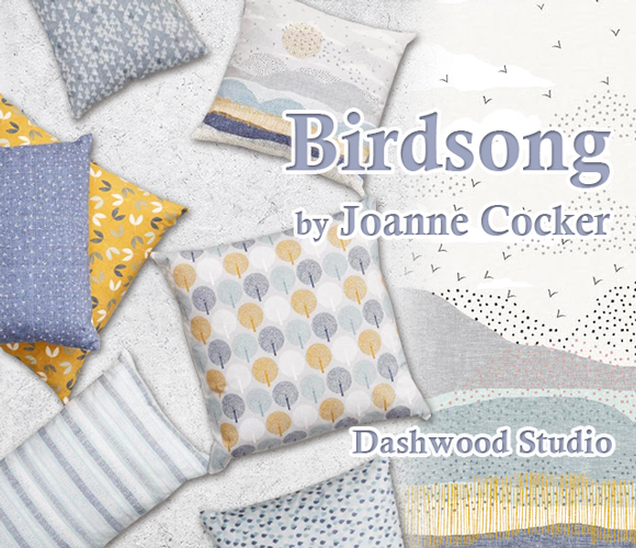 Dashwood Studio Birdsong Collection