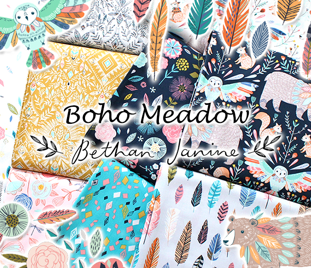 Dashwood Studio Boho Meadow Collection