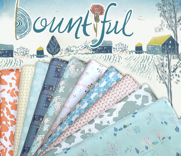 Art Gallery Fabrics Bountiful Collection