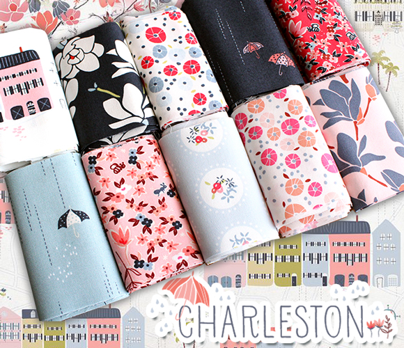 Art Gallery Fabrics Charleston Collection
