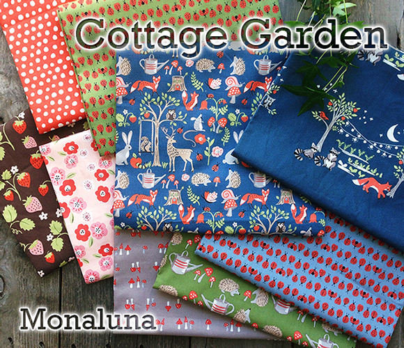 Monaluna Cottage Garden Collection