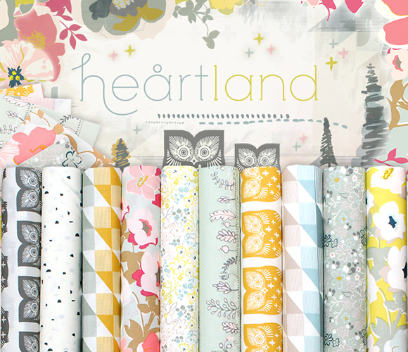 Art Gallery Fabrics Heartland Collection