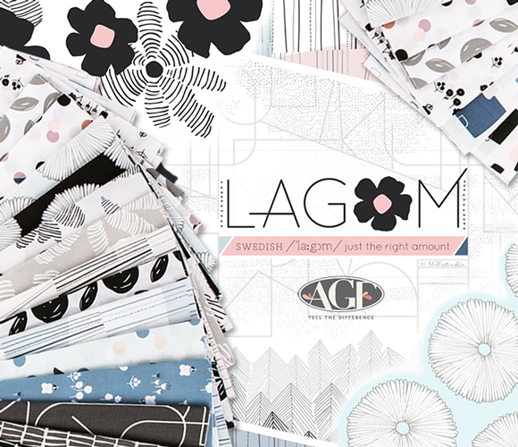 Art Gallery Fabrics Lagom Collection