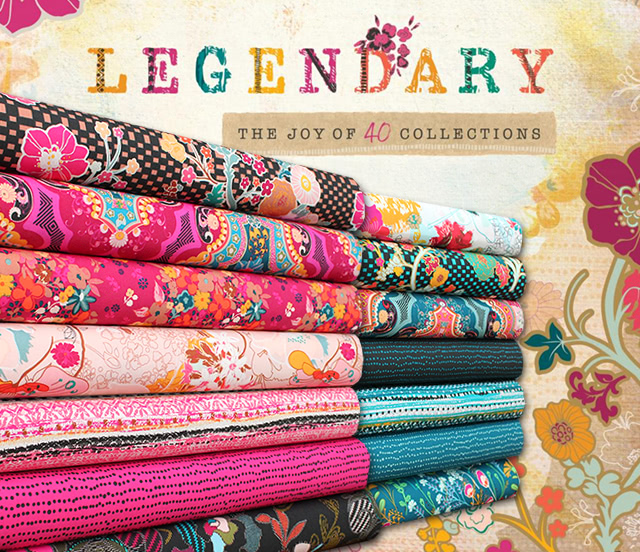 Art Gallery Fabrics Legendary Collection