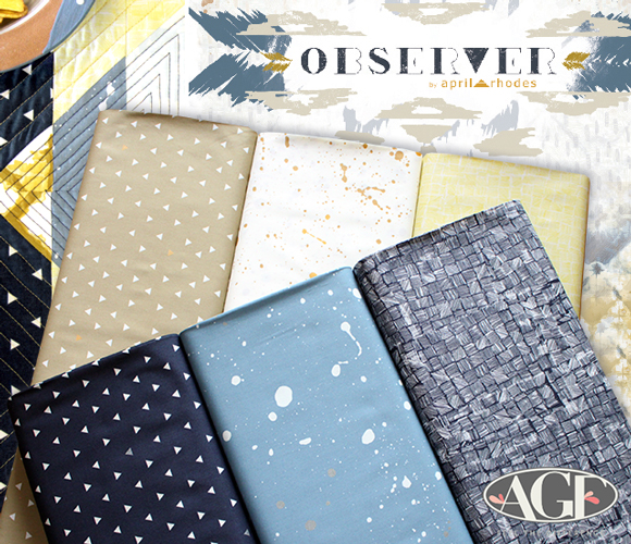 Art Gallery Fabrics Observer Collection