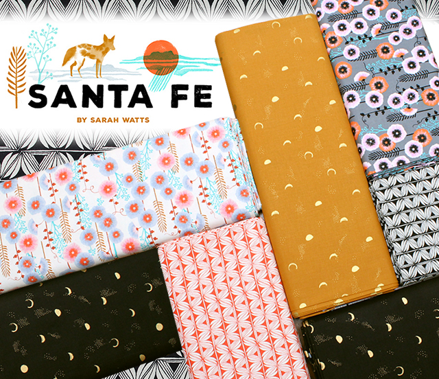 COTTON+STEEL Santa Fe Collection