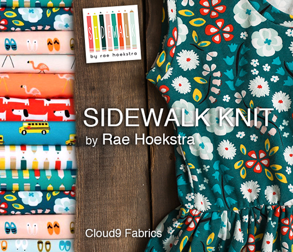 Cloud9 Fabrics Sidewalk Collection
