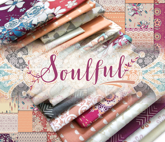Art Gallery Fabrics Soulful Collection