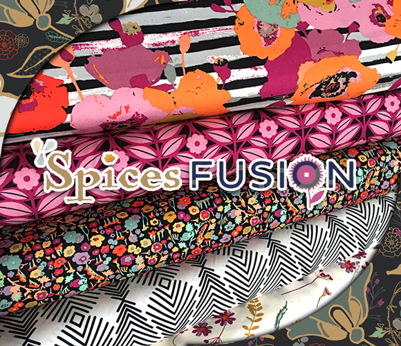 Art Gallery Fabrics Spices Fusion