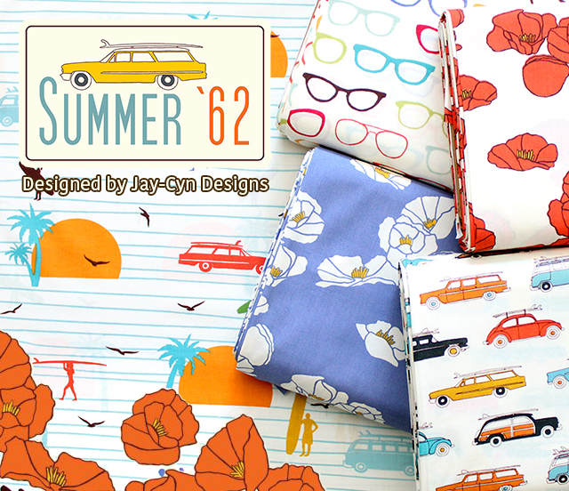 Birch Fabrics Summer '62 Collection