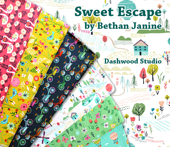 Dashwood Studio Sweet Escape Collection