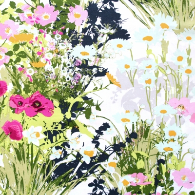 Art Gallery Fabrics Lavish Mother's Garden Light