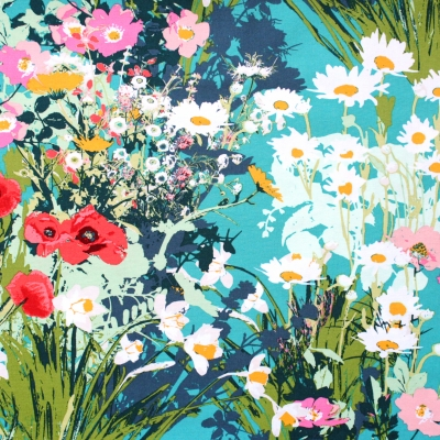 Art Gallery Fabrics Lavish Mother's Garden Rich