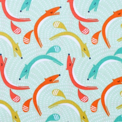 Dashwood Studio Fablewood FABL 1166 Leaping Foxes