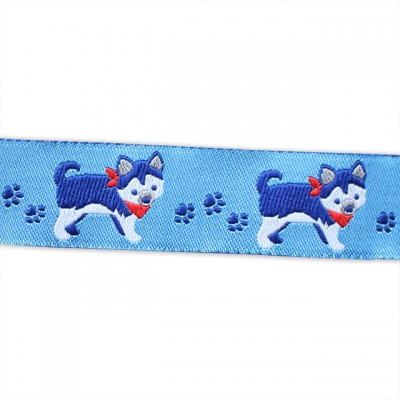 Renaissance Ribbons Novelty Husky