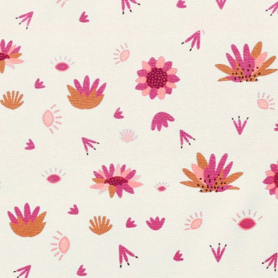 Dashwood Studio Serengeti SRGT 2289 Cream Flower
