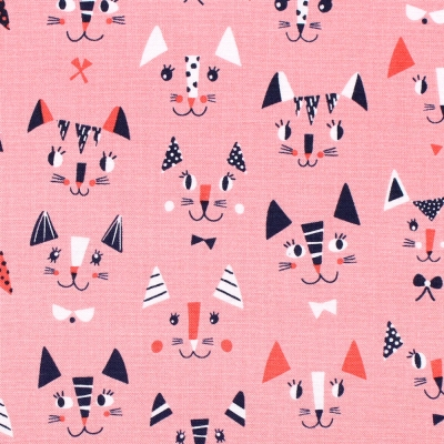 Dashwood Studio Cool For Cats CATS 1387 Cat Faces