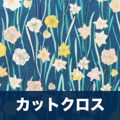 カットクロス Dashwood Studio Jardin Anglais JARD 1265 Slate Small Flower
