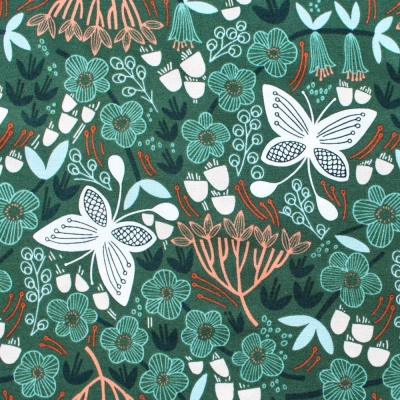 Cloud9 Fabrics Stockbridge 215901 Alice Holt Green