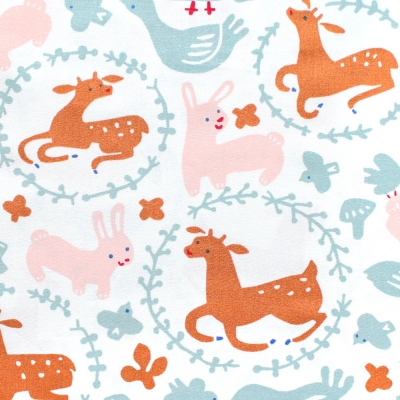<img class='new_mark_img1' src='https://img.shop-pro.jp/img/new/icons12.gif' style='border:none;display:inline;margin:0px;padding:0px;width:auto;' />Birch Fabrics Enchanted Kingdom Whimsy Burrow