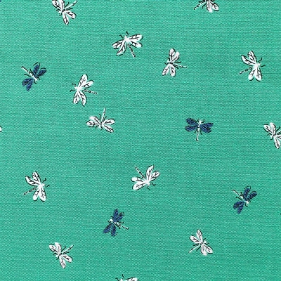 Cloud9 Fabrics Natural Beauty 221701 Drayton Dragonflies