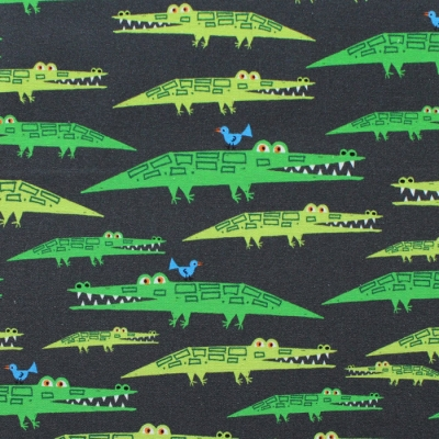 Cloud9 Fabrics Ed Emberley Favorites 226301 Alligators