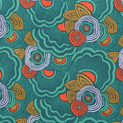 Cloud9 Fabrics Good Vibrations 226823 Dashikiripple