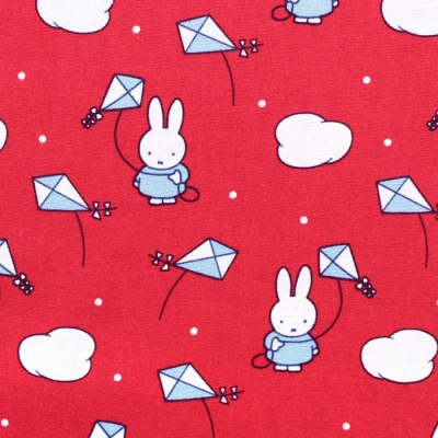 The Craft Cotton Company / Miffy Holiday - Miffy Kite