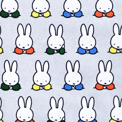 <img class='new_mark_img1' src='https://img.shop-pro.jp/img/new/icons58.gif' style='border:none;display:inline;margin:0px;padding:0px;width:auto;' />The Craft Cotton Company / Miffy at School - Classroom