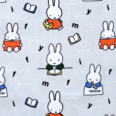 <img class='new_mark_img1' src='https://img.shop-pro.jp/img/new/icons48.gif' style='border:none;display:inline;margin:0px;padding:0px;width:auto;' />The Craft Cotton Company / Miffy at School - Writing