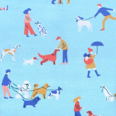 Paintbrush Studio Fabrics Best in Show 120-21552 Dog Owners