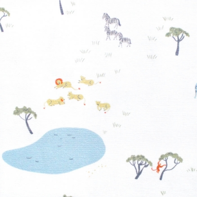 Cloud9 Fabrics Garden of Eden 226939 Precious Kingdom