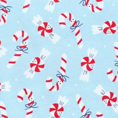 Cloud9 Fabrics Jingle Mingle 226953 Sweet Christmas