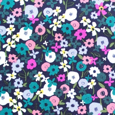 Art Gallery Fabrics Trouvaille Posy Nightfall
